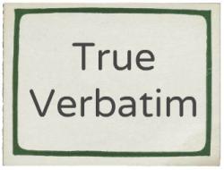 VerbalVerbatim's picture